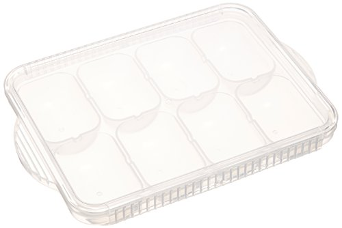 SKATER 離乳食 冷凍 小分け 保存トレー 30ml×8個取り TRMR8
