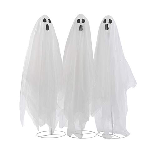 Quality Craft XL0445K Trio of Ghosts 55' Lights and Sound...