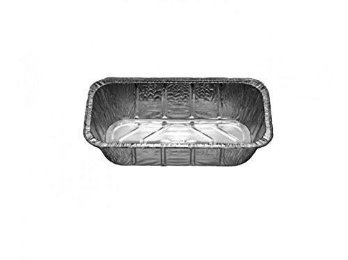 50 x Alu Behälter GN 1/2 3500ml Alubehälter Aluschale Kuchenform Backschale