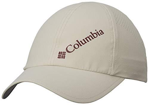 Columbia Silver Ridge III Gorra, Unisex Adulto, Beige (Fossil), One Size (Adjustable)
