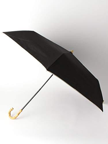 (ビューティ&ユース ユナイテッドアローズ) BY マルチパイピング パラソル/日傘 -晴雨兼用- 18426990661 0900 BLACK(09) FREE
