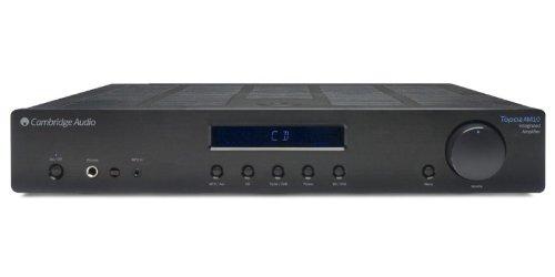 Cambridge Audio Topaz AM10 Vollverstärker schwarz