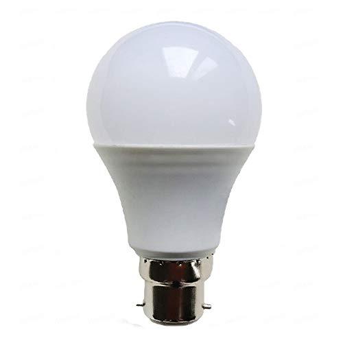 [koneko] LED 1個 B22 110V 18 ワット B22 LED 電球本当の力 LEDコールホワイト Led スポットライト 省エネ 寝室玄関階段クロゼット廊下台所本棚などに最適 B22 自然な投光照明UVまたはIR放射なし