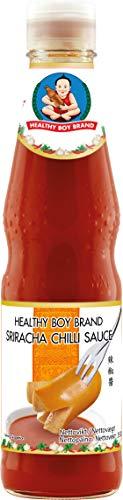 Healthy Boy Salsa de Chile Sriracha 350 g