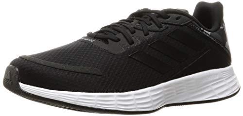 adidas Duramo SL, Scarpe da Corsa Uomo, Core Black/Core Black/Grey Six, 42 EU