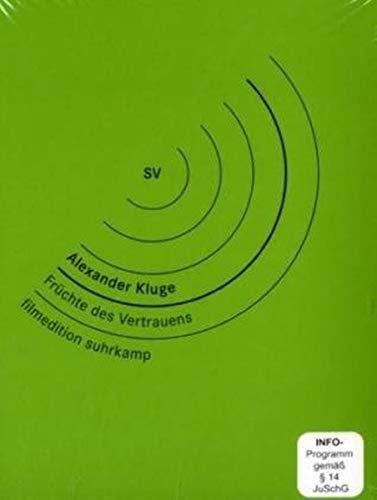 Früchte des Vertrauens - Alexander Kluge [4 DVDs]