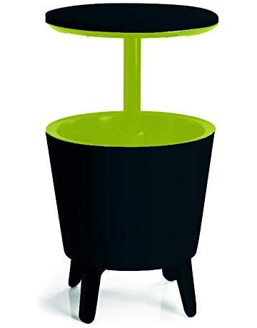 Keter Cool Bar - Barra de refrigeración, Color Gris y Verde: Amazon.es: Jardín