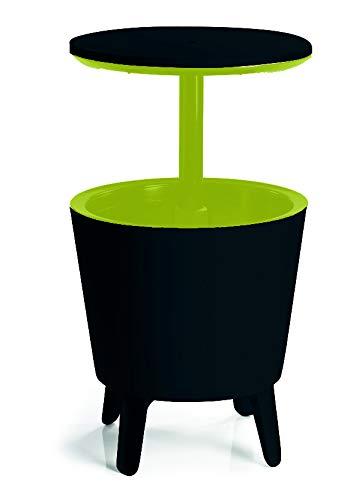 Keter Cool Bar - Barra de refrigeración, Color Gris y Verde