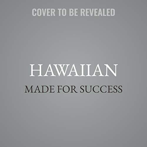 Hawaiian audiobook cover art