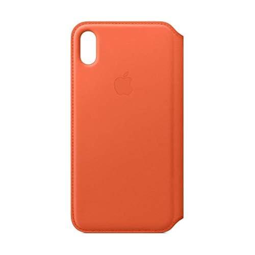 Apple Custodia in Pelle (per iPhone XS Max) - Tramonto