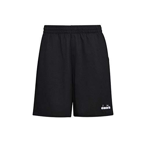 Diadora - Pantalones Cortos de Tenis Bermuda Reversible Mesh para Hombre