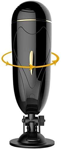 Männliche T-Shirt Masturbators Elektrische Tasse Realistische Vagina Automatische Kehle Oral Cup Masturbation Manuelle Tasse mit 7 Vibration Sexspielzeug für Männer