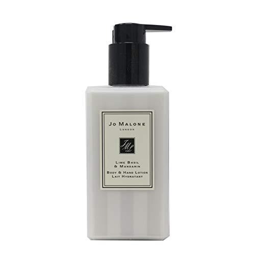 Lime Basil & Mandarin Body & Hand Lotion (With Pump) - 250ml/8.5oz