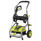 Sun Joe® 2031 PSI 1.76 GPM 14.5 AMP, 120 Volts, 1740 Watts Electric Pressure Washer With 20ft Hose Reel - Green : Target