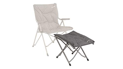 Outwell Grey Relax Trinity Lake Foldable Camping Chair