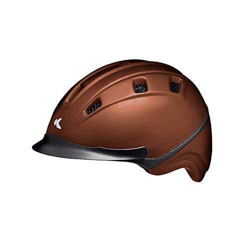 KED Helmsysteme - Basco Brown M