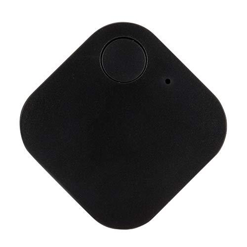 Caiqinlen Rastreador Bluetooth, Operación Simple práctica Excelente Buscador Inteligente inalámbrico más Seguro, para teléfonos celulares Mascotas Carteras Bolsas Niños(Pink)