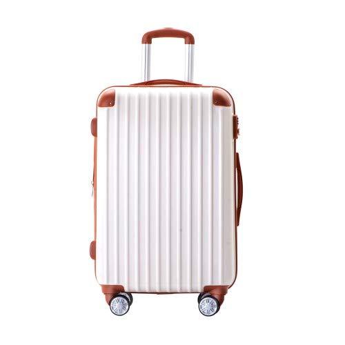 SSサイズ 機内持込 スーツケース キャリーケース キャリーバッグ 小型 かわいい 容量拡張可能 おしゃれ 1日 2日 TSAロック搭載 ホワイト