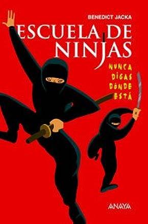 Amazon.com: Escuela de ninjas/ To be a Ninja (Spanish ...