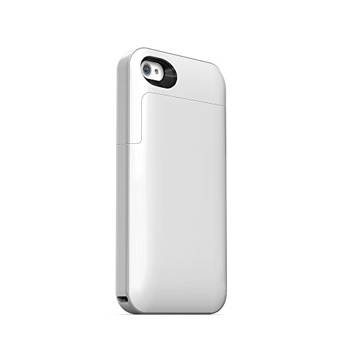 mophie juice pack Air for iPhone 4/4s (1,700mAh) - White