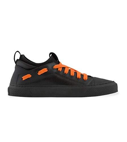 BRUNO BORDESE Sneakers BB Triangular by Uomo BBUT005M Colore Arancione stagione ss19 41
