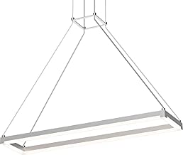 Sonneman 2788-16 LED Pendant from The Stix Rectangle Collection