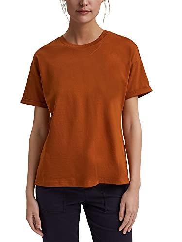 ESPRIT T-Shirt aus 100% Bio-Baumwolle