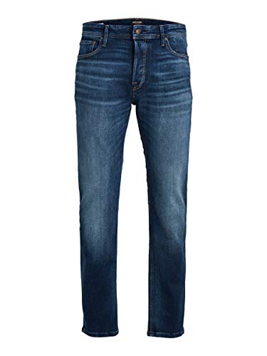 JACK & JONES Male Comfort Fit Jeans Mike ORIGINAL JOS 311 3234Blue Denim
