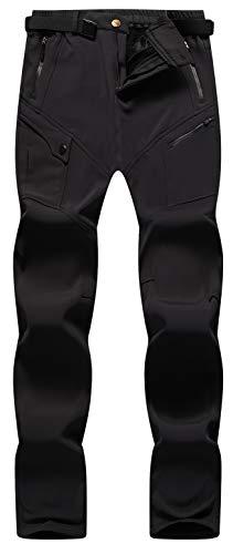Best Lightweight Ski Pants: Singbring Women's Outdoor Windproof Waterproof Hiking Ski Snow Pants