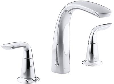 KOHLER Refinia Bath Faucet Trim, Valve Not Included