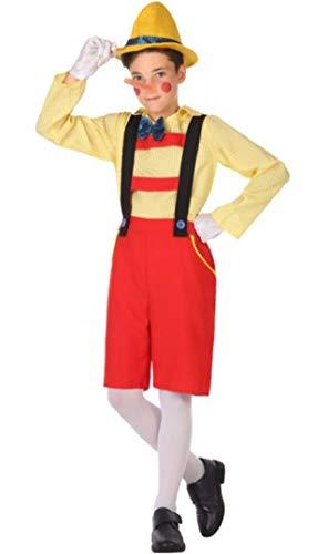 ATOSA disfraz muñeco niño infantil 5 a 6 años