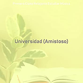 Universidad (Amistoso)