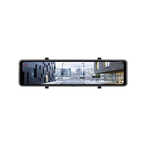 12 4G coche DVR espejo retrovisor Android 8,1 GPS registrador automático WiFi 2 + 32G FHD 1080P cámara de salpicadero grabadora de vídeo de conducción
