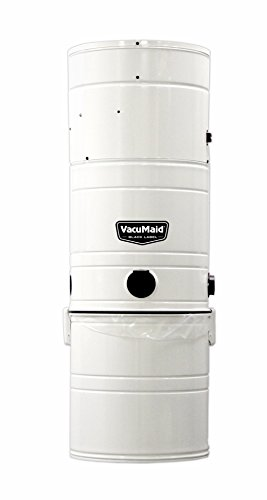 VacuMaid BL54 Black Label Permanent Inverted Bag Central Vacuum for Homes up to 10,000 sq. ft.