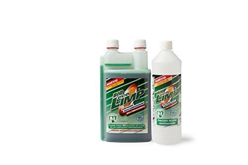 Bio ecolimp Fregasuelos Limpiador Concentrado Perfume Pino. Botella 1 Lt.