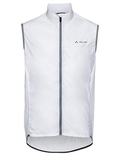 VAUDE Herren Weste Men's Air Vest III, white, XL, 408120015500