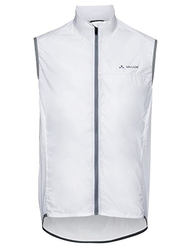 VAUDE Herren Weste Men's Air Vest III, white, XL, 408120015500