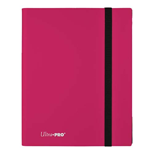 Ultra Pro E-15151 Eclipse - Carpeta de 9 Bolsillos, Color Rosa