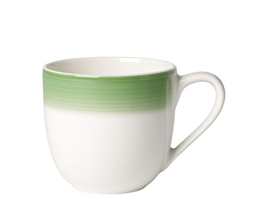 Colourful Life Green Apple taza de expreso/moka
