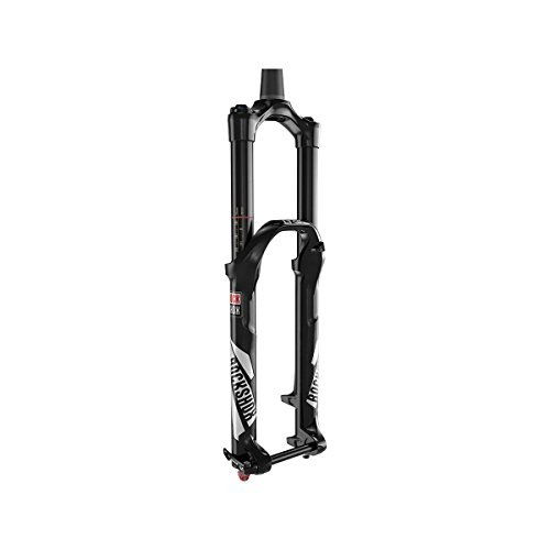 RockShox Lyrik RCT3 Solo Air 170 Fork - 27.5in Diffusion Black, 1.5T, 15QR by RockShox