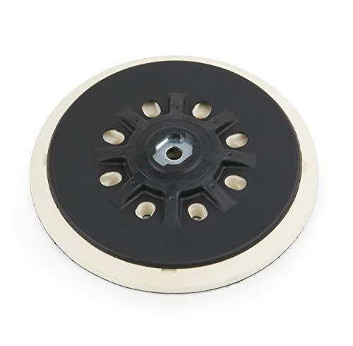 Klett Schleifteller für Festool | Ø 150 mm | Stützteller für Klett-Schleifpapier | Für Excenterschleifer Rotex | Aufnahme M8