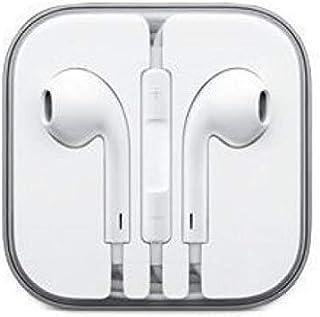 Earphones Headphones With Remote Mic Volume Controls For Apple iPad iPhone 5 5S 5C White