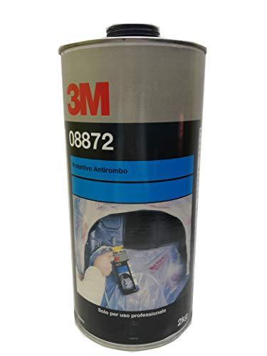 3M ANTIROMBO Protettivo ANTISASSO Nero Uso Professionale per SOTTOSCOCCA 08872