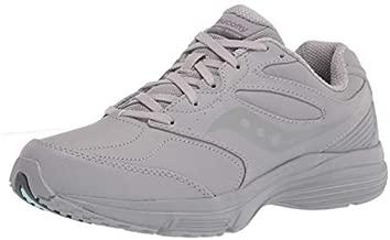Saucony Women's Integrity WLK 3 Walking Shoes, Black, 9 Wide