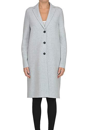 Harris Wharf London Luxury Fashion Womens Coat Spring Grey