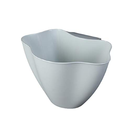 Hanging Kitchen Waste Bin Over-Cabinet Garbage Bowl Trash Can Collecting Food Scraps TPKS79788