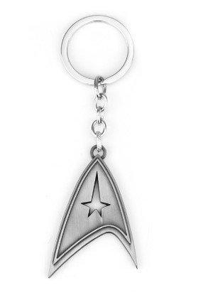 Star Trek Abzeichen Logo Schlüsselanhänger