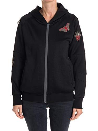 Jo No Fui Luxury Fashion Womens Sweatshirt Spring Black