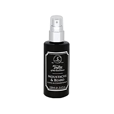 Taylor of Old Bond Street 100ml Moustache and Beard Conditioning Oil from Taylor of Old Bond Street