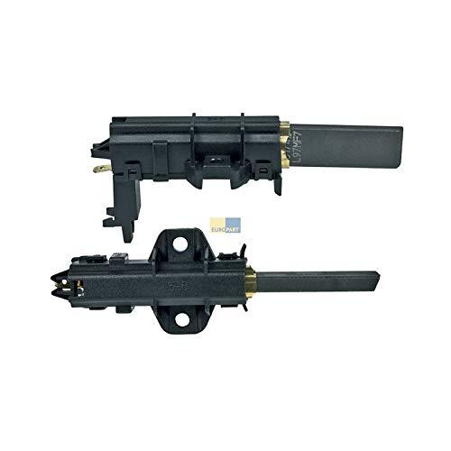 LUTH Premium Professionele onderdelen motorkooltjes geschikt voor AEG 405505048/0 voor Welling-motor wasmachine